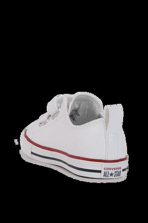 מידות 20-26 נעלי צאק טיילור בלבן עם סגירת וולקרו CONVERSE