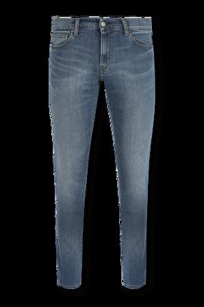 מכנסי סקיני ג'ינס בשטיפה בהירה CARHARTT WIP