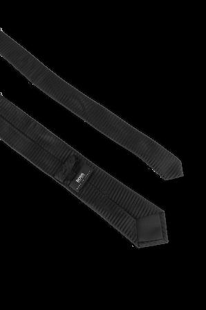 Black Silk Tie  BOSS