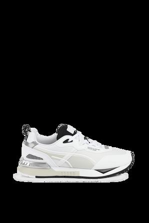 Mirage Tech Core Sneakers in White PUMA