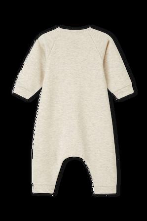 גילאי 1-12 חודשים אוברול בגוון בז' PETIT BATEAU