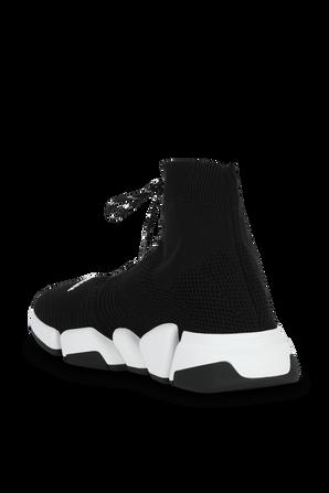 נעלי סניקרס מדגם ספיד בגוון שחור BALENCIAGA