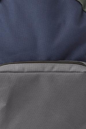 תיק גב בולוק-בלוק על רקע כחול LIEWOOD