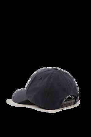 כובע בייסבול כחול עם לוגו דומיננטי CALVIN KLEIN