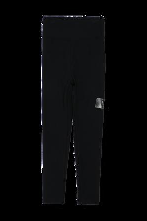 גילאי 6-16 מכנסי טייץ ארוכים בצבע שחור FILA