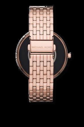 שעון חכם דור 5 בגוון רוז גולד MICHAEL KORS