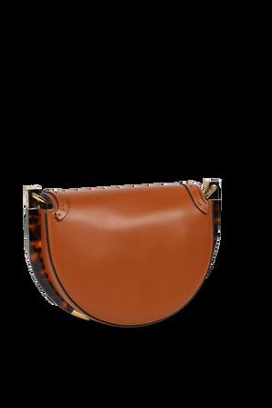 Moonlight Bag in Brown Leather FENDI