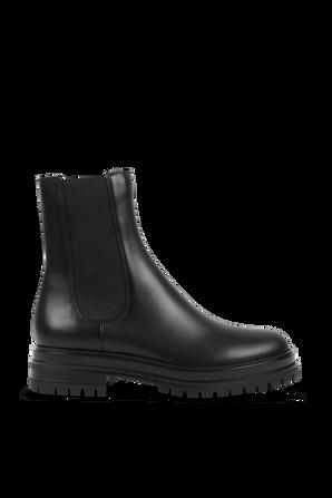 Chester Boots in Black GIANVITO ROSSI