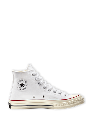 Vintage Canvas Chuck 70 High Top in White CONVERSE
