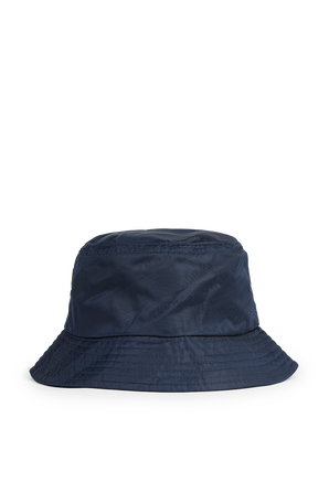 כובע באקט בצבע כחול TOMMY HILFIGER