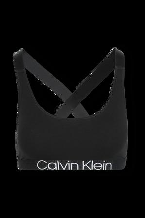 Ck Bralette in Black CALVIN KLEIN