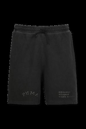 PUMA x KIDSUPER STUDIOS Shorts in Black PUMA