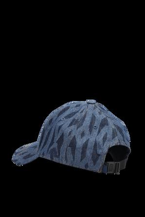 Ivy Park x Adidas Baseball Cap in Dark Blue ADIDAS ORIGINALS