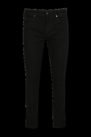 Slim-Fit Jeans in Deep-Black BOSS