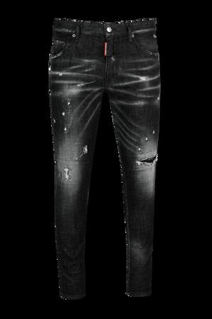 Skinny Dan Jeans in Black DSQUARED2