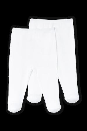 גילאי NB-12 חודשים מארז שתי רגליות בלבן PETIT BATEAU