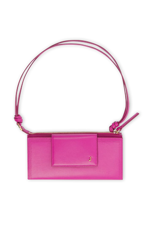Le Pichoto Shoulder Bag in Pink JACQUEMUS