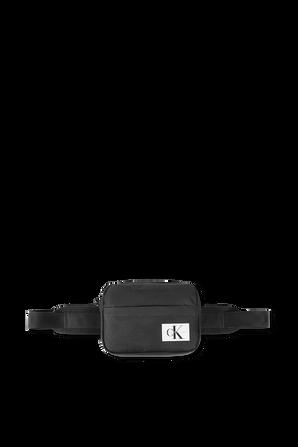 פאוצ לוגו בשחור CALVIN KLEIN