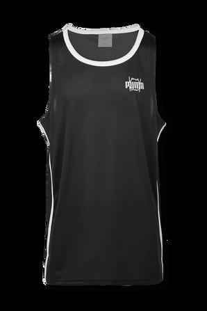 Basketball Tank Top in Black PUMA