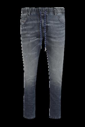 Krooley JoggJeans With Blue Strings in Vintage Wash DIESEL