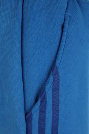 Ivy Park x Adidas Stripes Sweatpants in Blue ADIDAS ORIGINALS
