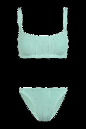 Helena Nile Bikini in Pistachio HUNZA G