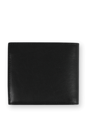 Icon Wallet in Black DSQUARED2