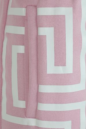 Greca Jogging in Pink VERSACE