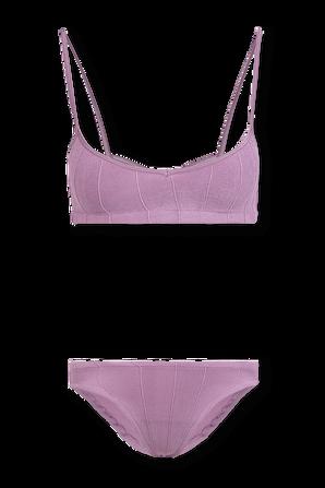 Virginia Bikini in Purple HUNZA G