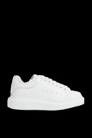 White Sneakers For Women ALEXANDER MCQUEEN