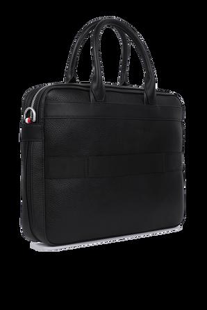 Downtown Computer Bag in Black TOMMY HILFIGER