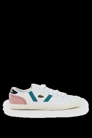Sideline Sneakers in White LACOSTE