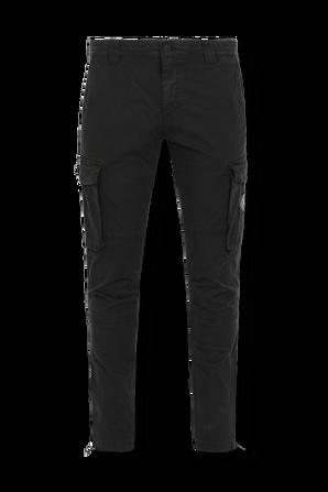 Cargo Chino Skinny Fit in Black CALVIN KLEIN