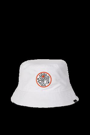 Converse X Keith Haring Reversible Bucket Hat CONVERSE
