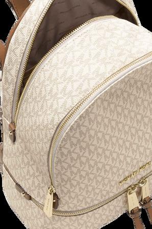 Medium Rhea Backpack in Vanilla MICHAEL KORS