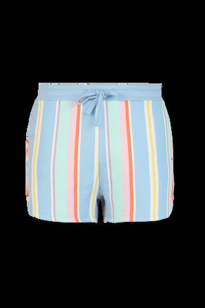 Stripes Pastel Shorts in Multicolor TOMMY HILFIGER