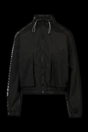 Track Jacket in Black PUMA