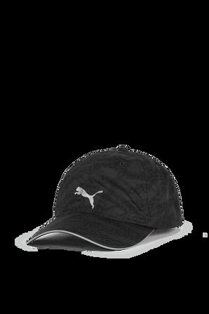 Quick Dry Running Cap in Black PUMA