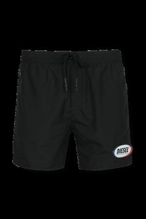 Medium Swimshort in Black DIESEL