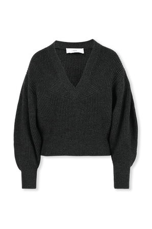 Jaya Sweater in Black IRO