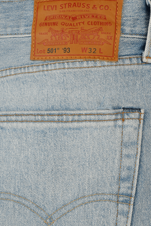 501 93 Cut Off Shorts in Light Wash LEVI`S