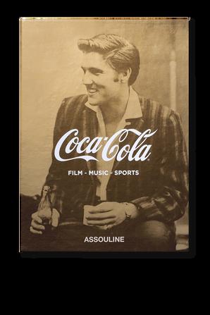 Coca Cola Set of Three Film Music Sports Regular Edition ASSOULINE