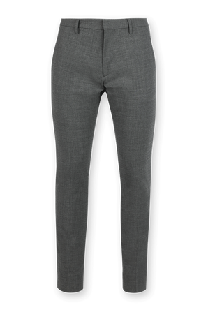 Tropical Stretch Wool Cool Guy Pants in Grey DSQUARED2