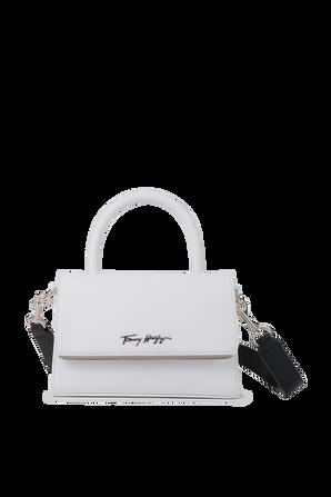 Modern Crossover Bag in White TOMMY HILFIGER