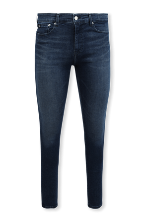 Super Skinny Jeans in Medium Wash CALVIN KLEIN