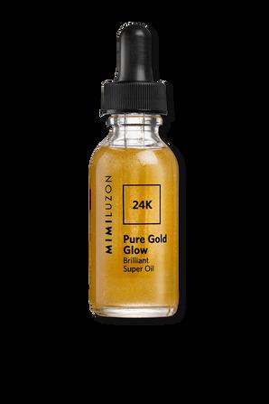 24K Pure Gold Glow 30ml MIMI LUZON