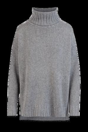 Brently Sweater in Grey NILI LOTAN