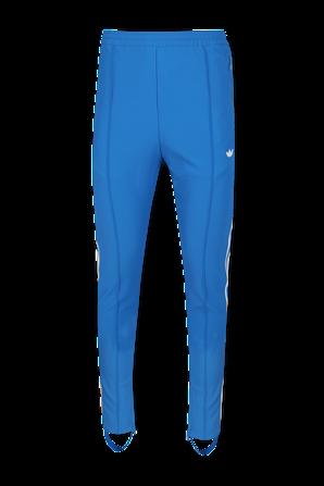 קולקציית הגרסה הכחולה של אדידס מכנסיים ארוכים בגוון כחול ADIDAS ORIGINALS