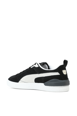 Sudede Bloc Sneakers in Black PUMA