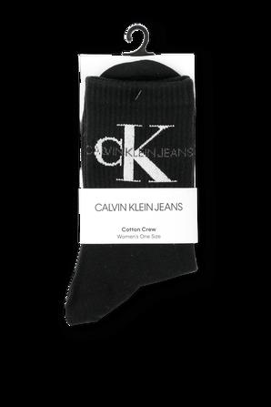 Logo Socks in Black CALVIN KLEIN